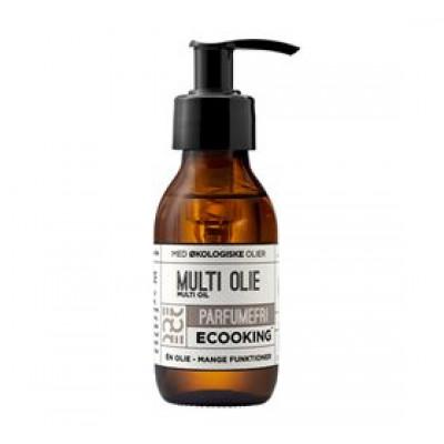 Ecooking Multi Olie Parfumefri • 100ml.