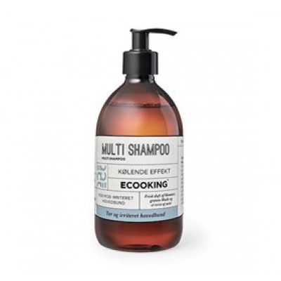 Ecooking Multi Shampoo • 500ml