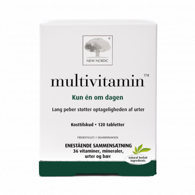 New Nordic Multivitamin™
