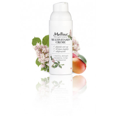 Mellisa Multivitamin Creme • 50 ml.