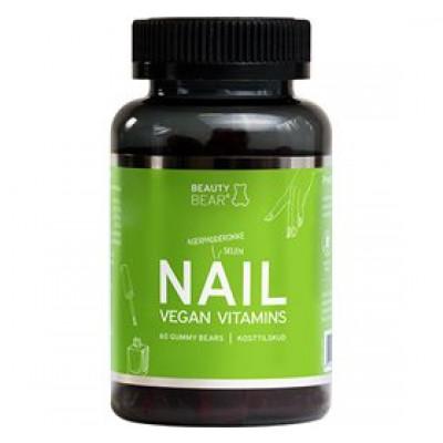 DFI NAIL vitamins BeautyBear • 60stk.