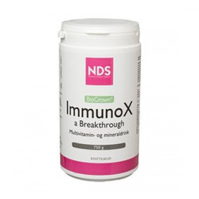 NDS ImmunoX a Breakthrough • 750g.