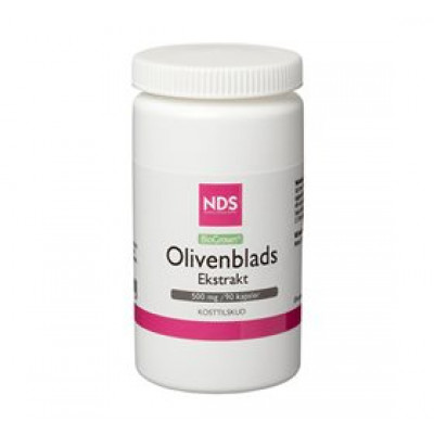 NDS Olivenbladsekstrakt • 90 kap.
