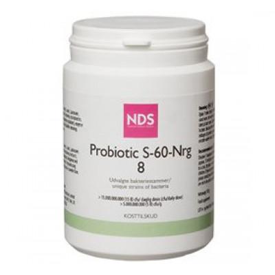 NDS Probiotic S-60-NRG 8 • 100 gram
