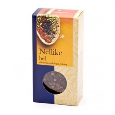 Rømer Nellike hele Sonnentor Ø • 35g.