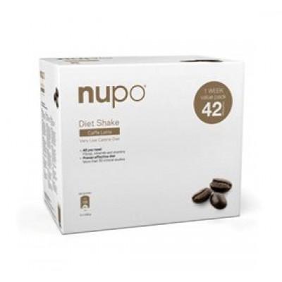 Nupo caffe latte valuepack • 1340g.