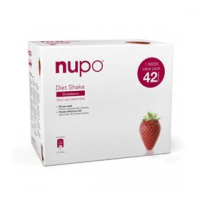 Nupo jordbær valuepack • 1340g.