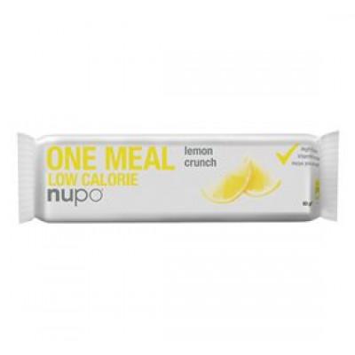 Nupo meal bar lemon crunch • 60g.