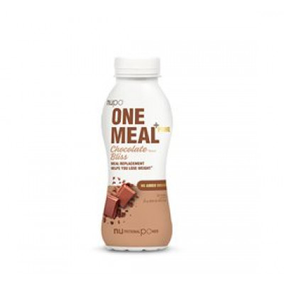 Nupo One Meal Chocolate Bliss • 330ml.