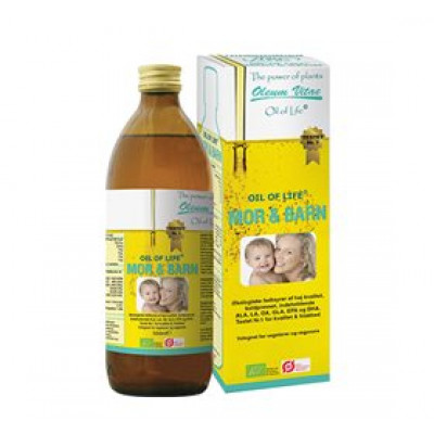 Oil of Life Mor og Barn Ø • 500ml.
