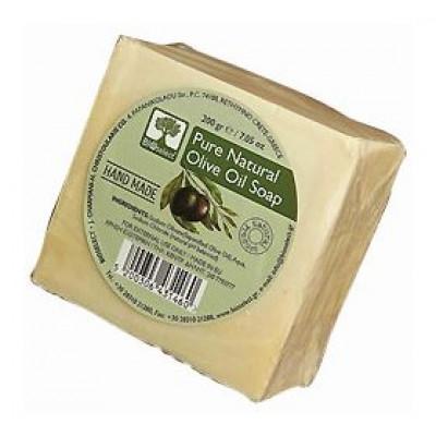 Bioselect Oliven bloksæbe håndlavet • 200g