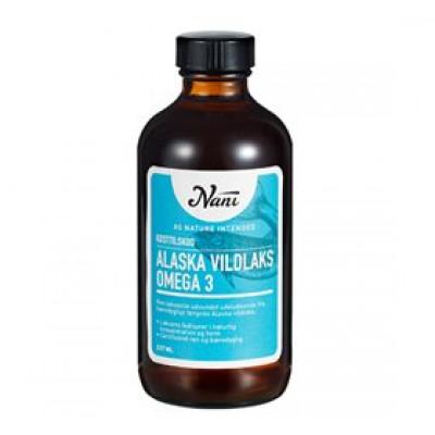 Nani Omega 3 alaska vildlaks • 237 ml.