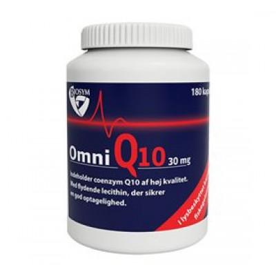 BioSym OmniQ10 30 mg • 180 kap.