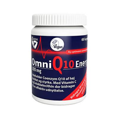 BioSym OmniQ10 Energy • 60 kap.