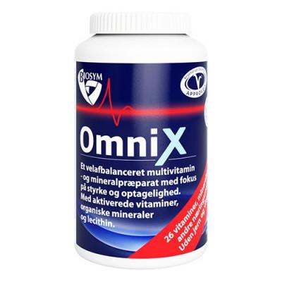 BioSym OmniX • 175 tabl.
