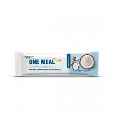 Nupo One Meal +Prime Bar - Coconut Crush • 64g.