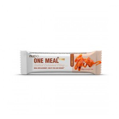 Nupo One Meal + Prime Bar - Salted Caramel • 64g.
