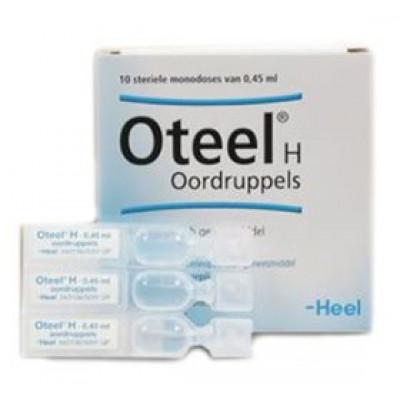 Biovita Oteel øredråber 10 x 0,45 ml pipette • 1stk
