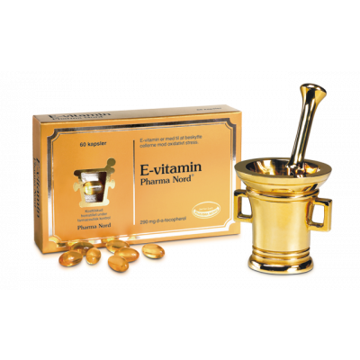 Pharma Nord E-vitamin 150 kapsler