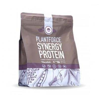 Plantforce Protein chokolade Synergy • 800g.