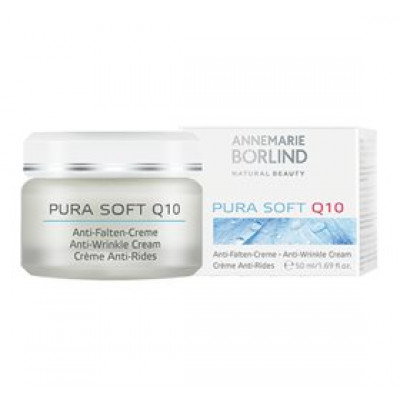 Annemarie Börlind Pura Soft Q10 • 50ml.