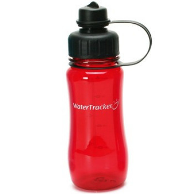 WaterTracker Drikkedunk Red