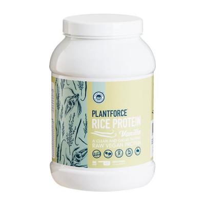 Risprotein Vanilie Plantforce • 800 g.