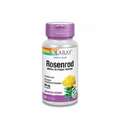 Solaray Rosenrod Ekstrakt • 500 mg