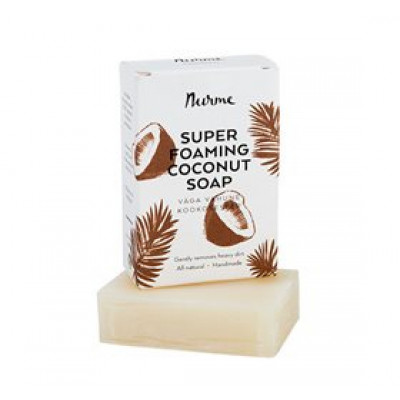 OBS Sæbe Coconut Super Foaming • 100g.