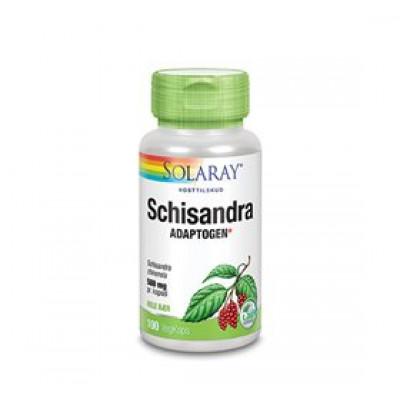 Solaray Schisandra 580 MG • 100 kap.
