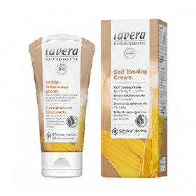 Lavera Self Tanning Cream Face 50 ml