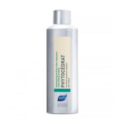 Phyto Shampoo fedtet hovedbund Cédrat • 250ml.