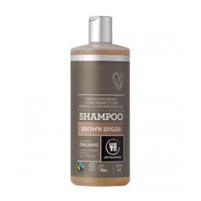 Urtekram Shampoo T. Tørt hår Brown Sugar • 500ml.