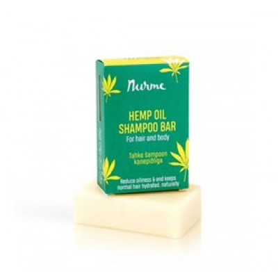 OBS Shampoobar Hemp Oil • 100g.