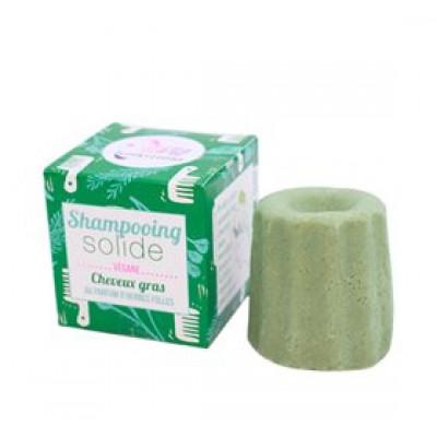 OBS Shampoobar til fedtet hår med duft af urter • 55g