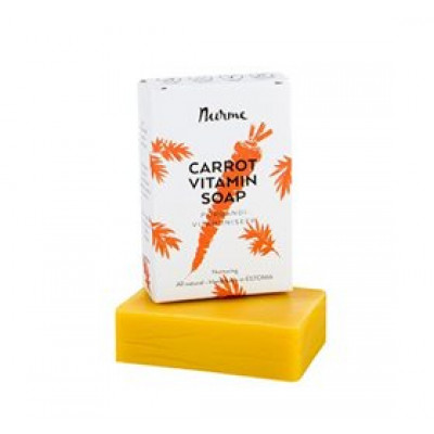 OBS Soap Bar Carrot-Vitamin • 100g.