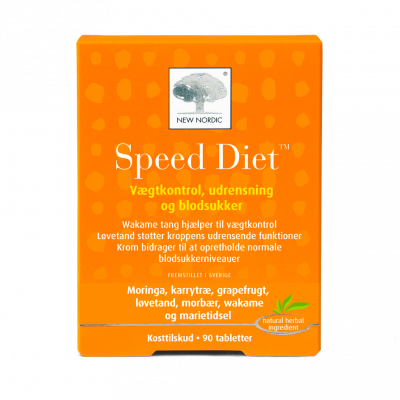 New Nordic Speed Diet 90 tabletter