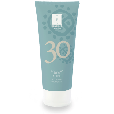 Raunsborg Sun lotion SPF 30 • 200 ml.