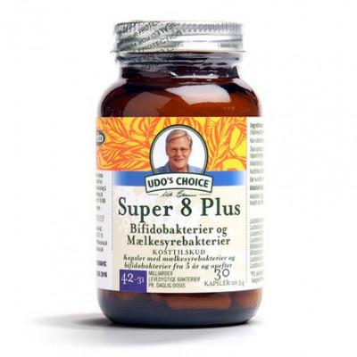 Udo's Choice Super 8 Plus • 30 kaps.