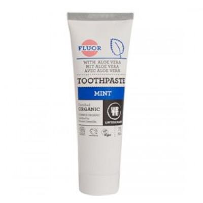 Urtegram Tandpasta m. mint og flour • 75ml.
