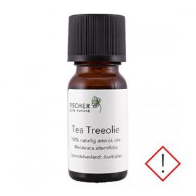 Fischer Pure Nature Tea Treeolie æterisk • 10ml.