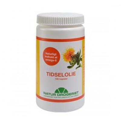 ND Tidselolie kapsler 500 mg