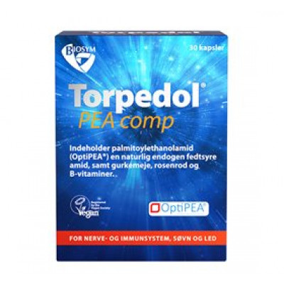 BioSym Torpedol PEA comp. 60 kaps