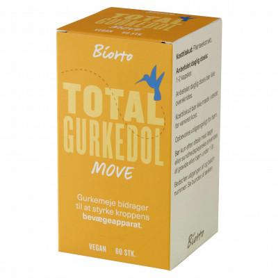 Biorto Total Gurkedol • 60 kaps.