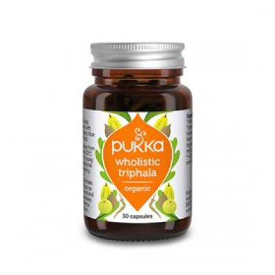 Pukka Triphala kapsler Ø • 30 kap.