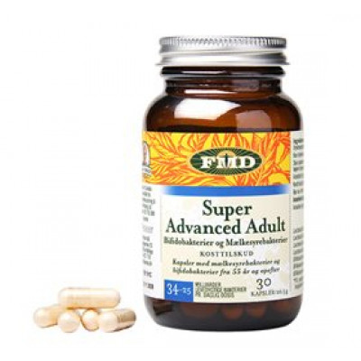 Udo's Choice Super Advanced Adult • 30 kaps
