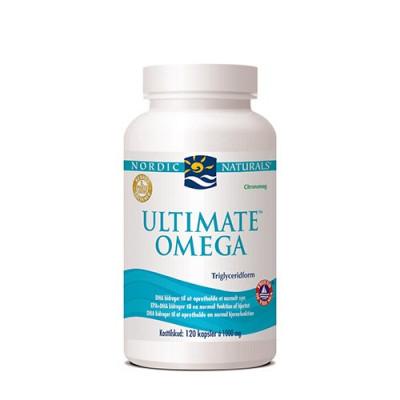 Ultimate Omega 120 kapsler