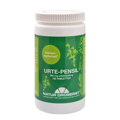 ND Urte-pensil 280 mg • 180 tabl.