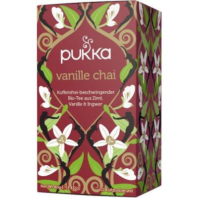 Pukka Vanilla Chai • 20 breve