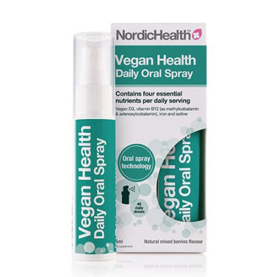 BetterYou Vegan Health Oral Spray